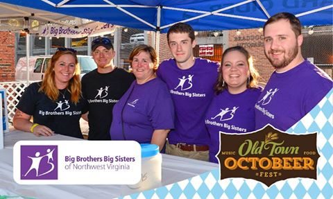 Big Brothers Big Sisters Octobeer Fest Pic 2016