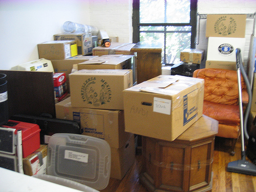Consider these five tips to help your move be stress-free.